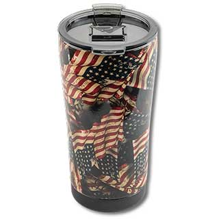 Hydro Dipped Stainless Steel Mugs | Creative Solutions for Customizing Personal Safety Gear for the Wind Power & Construction Industry.