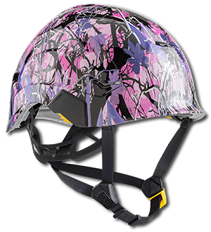 Hydro Dipped Hard Hats & Helmets | Creative Solutions for Customizing Personal Safety Gear for the Wind Power & Construction Industry.
